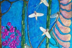 Mayflies-art-Nouveau