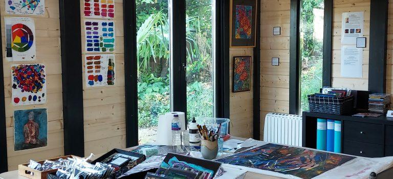 Rue Stanley Art Studio Open